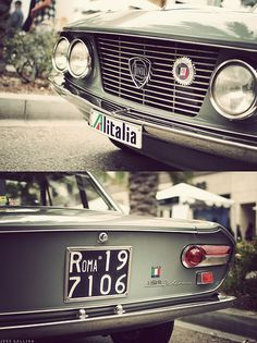Lancia Fulvia, blog coming 14/04/2013 here; http://www.in2motorsports.com/category/blogs/