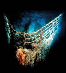The first live Titanic pictures were taken on September 1, 1985, the day the wreckage of the ship was finally discovered. For the next several months numerous sketches of the Titanic ship were developed based on the initial Titanic wreck photos taken