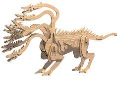 The Beast (7 Headed Hydra Dragon)
