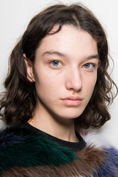 Lacoste at New York Fashion Week Fall 2017 - Backstage Runway Photos Lacoste, Mckenna Hellam, Interesting Faces, Portrait Inspiration, New York, Pictures To Draw, Face Claims, Drawing People, Face Art