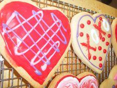 Sugar Cookie Love!  by sweetbits-bakery.com