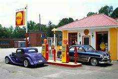 old gas station signs - Yahoo Image Search Results