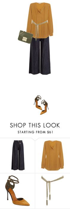 """""""Girls Night Out"""" by marion-fashionista-diva-miller ❤ liked on Polyvore featuring Muveil, Joie, Sergio Rossi, Furla, girlsnightout, weekendstyle, mygirls and weekengirl"""