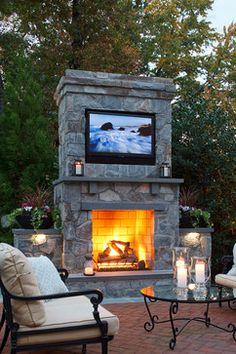 Backyard Oasis, Arlington VA - traditional - patio - dc metro - Wheat's Landscape