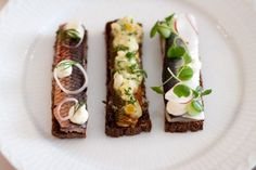 herring tartine - Google Search