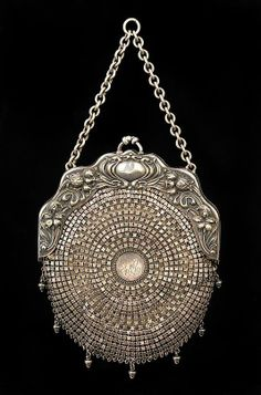 Art Nouveau Bag  Chatelaine ca.1903 | JV