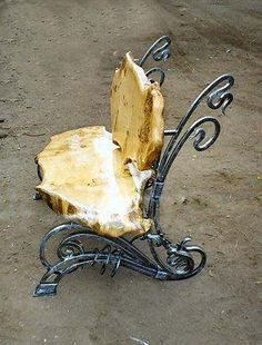 blacksmithing rose garden table - Buscar con Google
