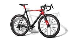 Audi Sport Racing Bike, black/red 3161500010 > Audi collection.