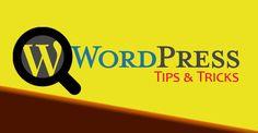 Important Tips to Setup #WordPress