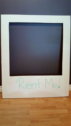 Be the first to rent our *NEW* Polaroid picture WHITE BOARD! Perfect for photobooths at weddings, birthday parties and retirements! Candy Games, Rent Me, Polaroid Pictures, Birthday Parties, Success, Weddings, Board, Party, Anniversary Parties