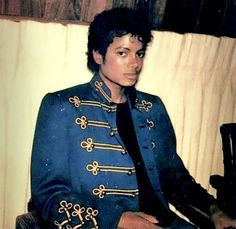 Michael Jackson - back in the day! :)