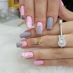 Crazy Nail Art, Crazy Nails, Nail Polish Hacks, Finger Nail Art, Floral Nail Art, Luxury Nails, Cool Nail Designs, Nail Trends, Nail Arts