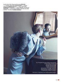 Julia Frauche by David Bellemere for Vogue Turkey October 2013 7
