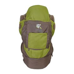 Caribou Baby - Onya Baby Outback Carrier,a baby carrier that turns into a seat for baby.