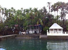 Arriving at Isla Gobernadora