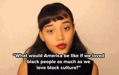 Amandla Stenberg, aka Rue from The Hunger Games, talks about cultural appropriation in her latest video.