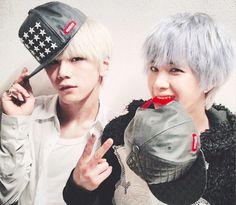 Hansol and Bjoo