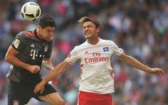 Blog Esportivo do Suíço: Bayern derrota Hamburgo com gol no fim e se mantém...