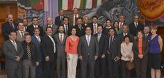 Duarte de Ochoa mencionó que son 15 municipios los que participan en este convenio, para promover y proteger los derechos de los compradores en el estado; y los exhortó a otorgar todas las facilidades, para que la Profeco pueda tener un mejor desempeño, y sobre todo, colaborar con sus programas y acciones, para mayor beneficio de todos.