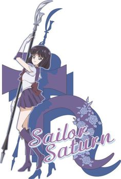 Sailor Saturn by SM Crystal III