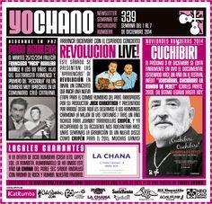 YOCHANO nº339 ~ SANT GAUDENCI Rumba Catalana