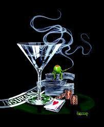 MG Limited Edition Martinis — Michael Godard Art Gallery & Store Godard Art, Olive Uses, Duck Art, Car Insurance Tips, Star Wars, Wine Art, Art World, Cool Pictures, Art Gallery