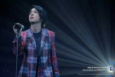 CNBLUE   Yonghwa   140921 - 1st solo fan meeting   Tokyo, Japan   Facebook
