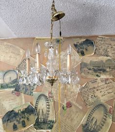 Bronze 5 bulb chandelier chateaucountrylace shabbychic clear glass 5 bulb chandelier on sale 200 chateaucountrylace shabbychic aloadofball Choice Image