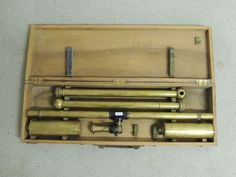 Old scientific instruments for sale - Geometricum Old Scientific Instruments for sale 18th Century, Instruments, Musical Instruments, Tools