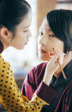 Making of a King ❤😍 Korean Drama Best, Korean Drama Movies, Korean Actors, Korean Dramas, Scarlet Heart Ryeo Cast, Moon Lovers Scarlet Heart Ryeo, Baekhyun Moon Lovers, Scarlet Heart Ryeo Wallpaper, Arang And The Magistrate