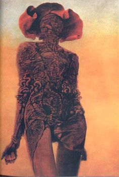 Coilhouse » Blog Archive » The Beautiful Nightmares of Zdzislaw Beksinski