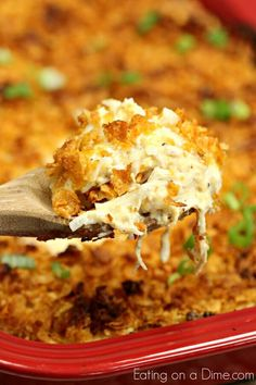 Chicken hashbrown casserole recipe is the perfect casserole to make on busy nights. It's loaded with chicken, hashbrowns and yummy cheese. The entire family will love this Cheesy chicken potato casserole recipe. Give chicken hash brown casserole recipe a try!