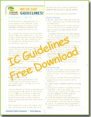IC Treatment Guidelines