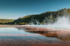 Yellowstone National Park. Michael Holly, Your Take