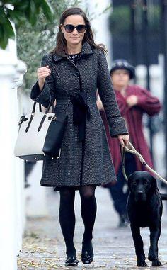 Winter Warmth: Pippa Middleton's Best Looks