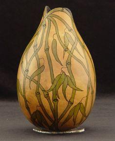 Gourd Art by Monique Winfree