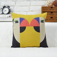 Loving this super stylish Urban Sweetheart pillow