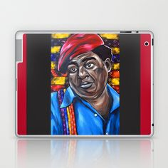 Rerun Laptop & iPad Skin by Portraits on the Periphery   - $25.00