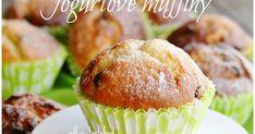 Jogurtove muffiny su asi najlepsie zo vsetkych muffin, ktore som kedy piekla a dovolim si tvrdit aj jedla. Krasne nadychne cesto ,... Cupcake Cookies, Cupcakes, Valspar, Cooking Recipes, Breakfast, Food, Morning Coffee, Cupcake Cakes, Chef Recipes