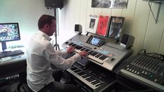 ABBA I Do, I Do, I Do, I Do, I Do Performed On Yamaha Tyros 4 And Roland... Yamaha Tyros, Organ Music, Beautiful Love, The Good Old Days, Love Songs, Youtube, Music Instruments, Keyboard, Portrait