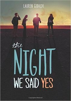 The Night We Said Yes - Livros importados na Amazon.com.br