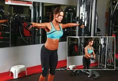 Weight resistance is key to toning up