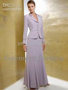 Wholesale spaghetti straps lilac chiffon scoop neck flull length mother of the bride dress, $92.65-120.75/Piece   DHgate