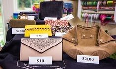 Home & Family - Tips & Products - Jessie Jane's Statement Jewelry Clutches | Hallmark Channel
