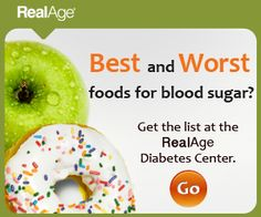 I think RealAge site provides very good health info and deserves to be checked from time to time.