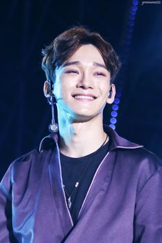The sweetness that is this man, Chen