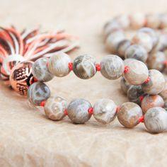 Tibetan+Mala+Beads+Meditation+Mala+Japa+Beads+by+MishkaSamuel,+$79.00