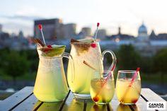 The Apple Sangria Summer Drink Recipes, Sangria Recipes, Summer Drinks, Cocktail Drinks, Fun Drinks, Alcoholic Drinks, Beverages, Cold Drinks, Apple Sangria