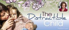The Distractible Child- Carol Barnier (Jennifer)
