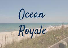 Ocean Royale.Satellite Beach, FL. 1595 Hwy. A1A, Satellite Beach, FL